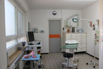 Zahnbehandlungszimmer