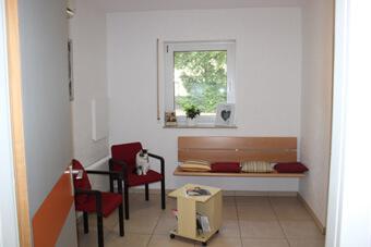 kleines Wartezimmer